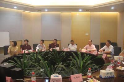 【协会动态】广东省小额贷款公司协会及会员代表一行赴佛山调研交流