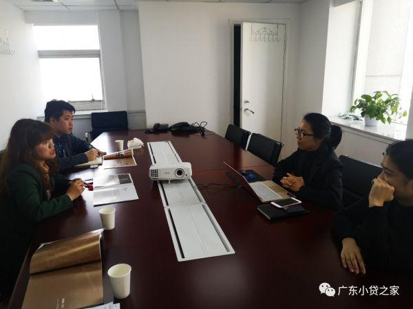 【协会动态】协会秘书处走访会员单位金诺供应链金融