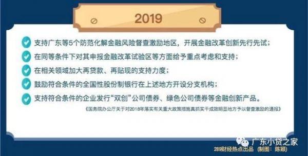 【行业资讯】广东防范化解金融风险获国务院督查激励