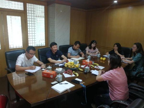 【协会动态】省小贷协秘书处赴佛山、肇庆地区会员单位走访交流